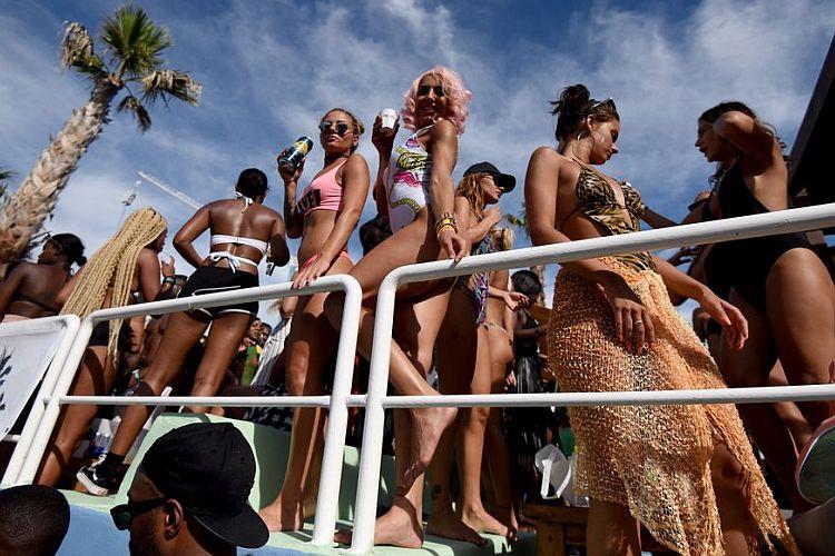 Ibiza orgy