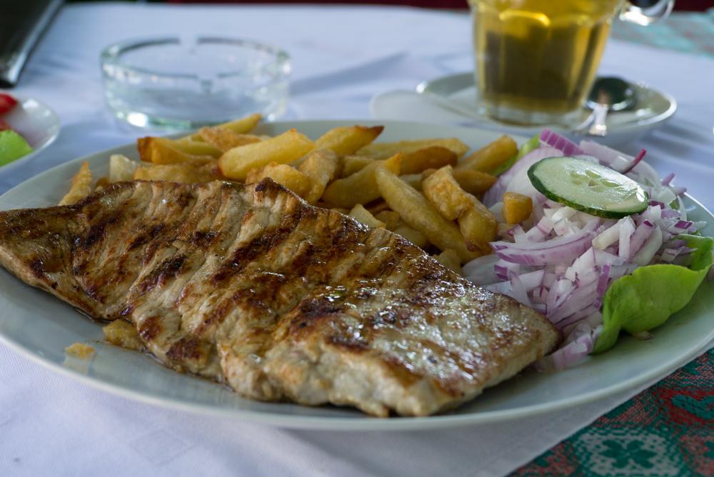 Фото блюда в черногорье