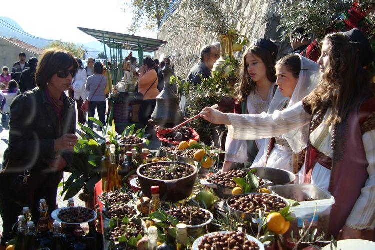 В Черногории состоится 15-й фестиваль оливок и оливкового масла