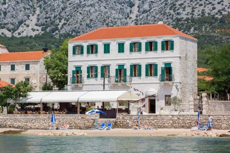 d6710cdfdb2 Гостиница Adriatic на ривьере Дубровника - лучший небольшой семейный отель  в Хорватии