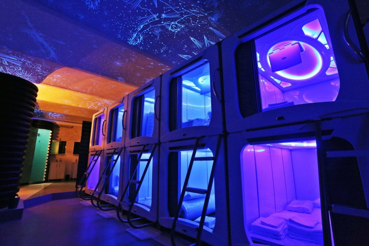 Хостел Subspace в Загребе. Фото: Facebook, Subspace hostel