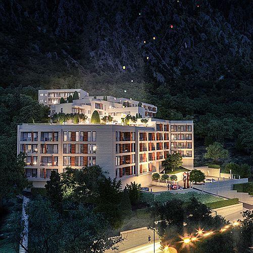Недвижимость в черногории гостиница