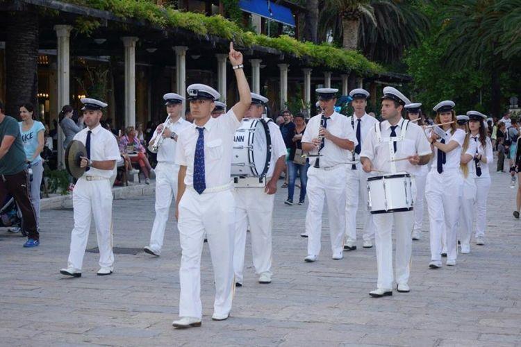 В Будве пройдет последний в этом сезоне концерт городского духового оркестра