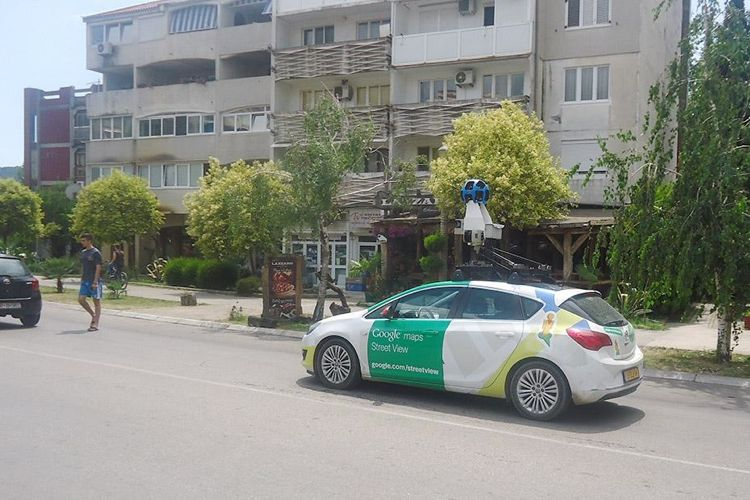 Черногория появилась в интернет-сервисе Google Street View
