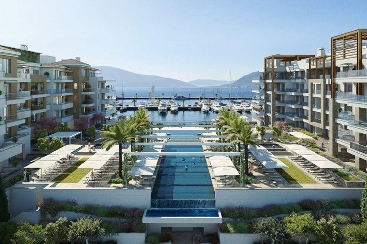 Купить квартиру в черногории на море недорого