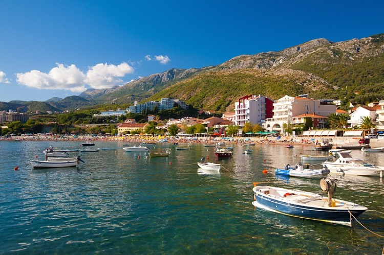 Дешево в черногорию