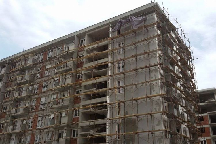 Количество разрешений на строительство в Черногории увеличилось почти на 50%