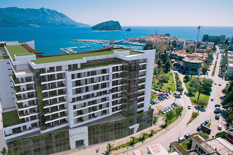 Черногория квартира цена купить