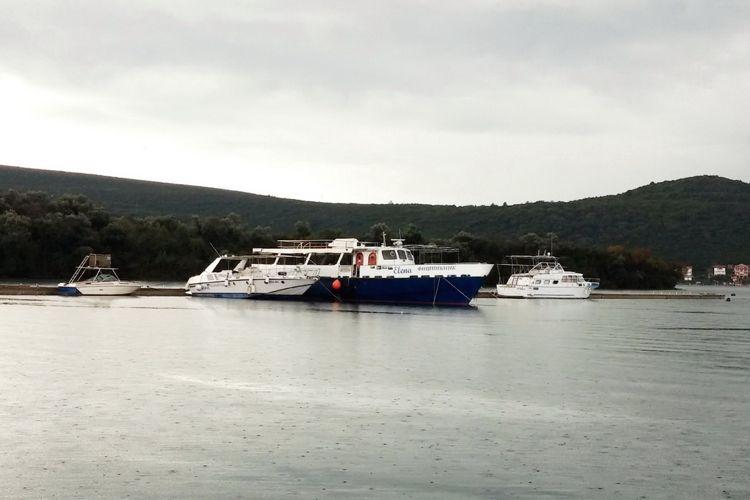В Бока-Которской бухте появилась новая мини-марина