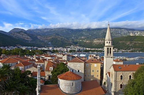 Вилла весна будва черногория на карте