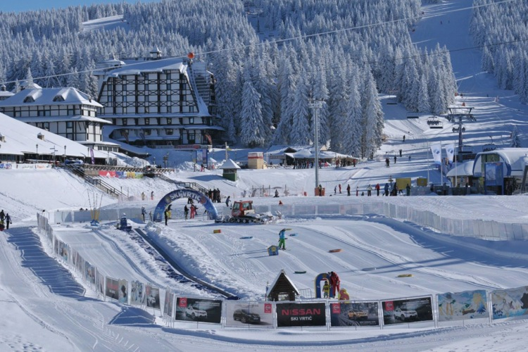 Копаоник. Фото: Facebook, MK Mountain Resort-Kopaonik, архив