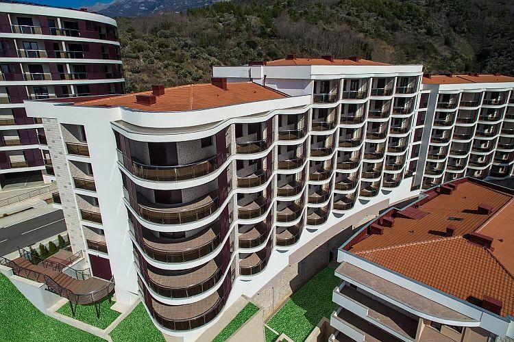 Купить недвижимость в черногории на море