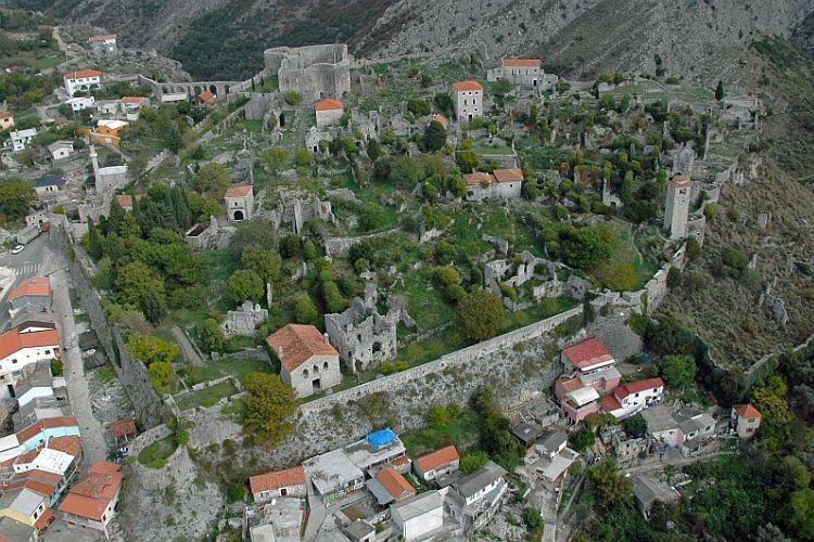 В Черногории возродят Старый город в Баре