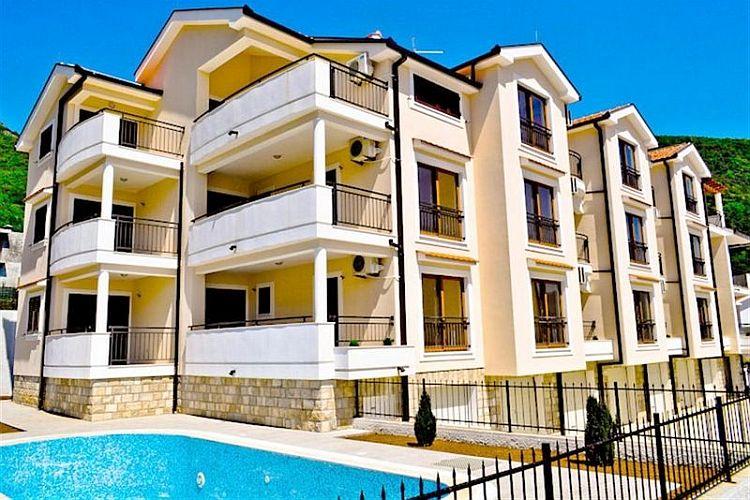 Черногория купить апартаменты