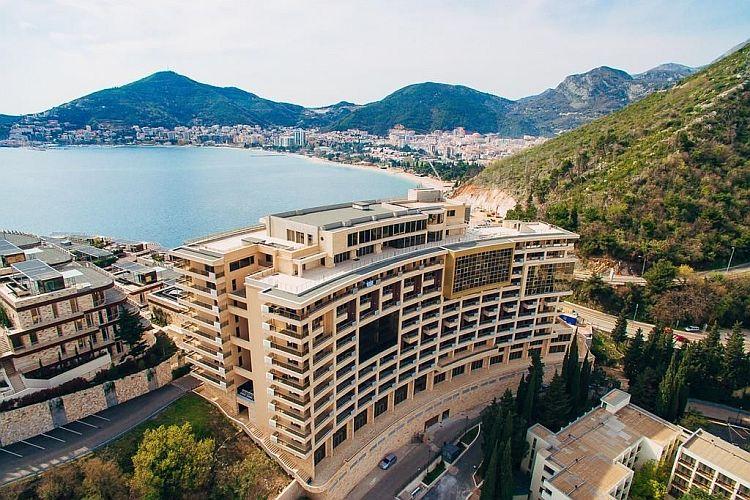 Купить дом в черногории на первой линии