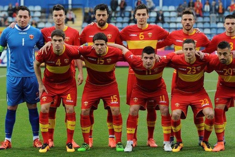 Сборная Черногории взлетела в рейтинге ФИФА