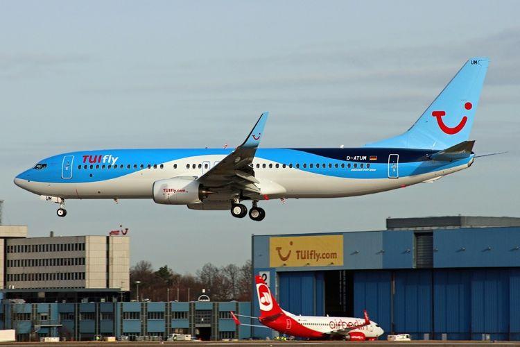 Тиват и Брюссель свяжет авиакомпания TUIfly