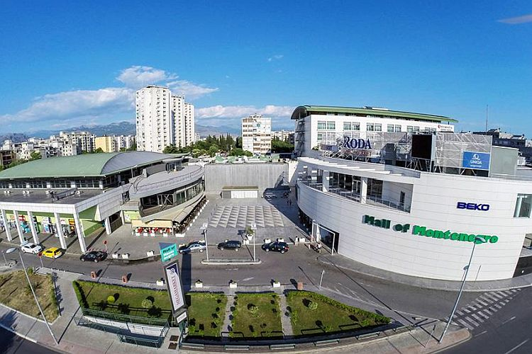 Торговый комплекс Mall of Montenegro в Подгорице. Фото: Facebook, Mall of Montenegro