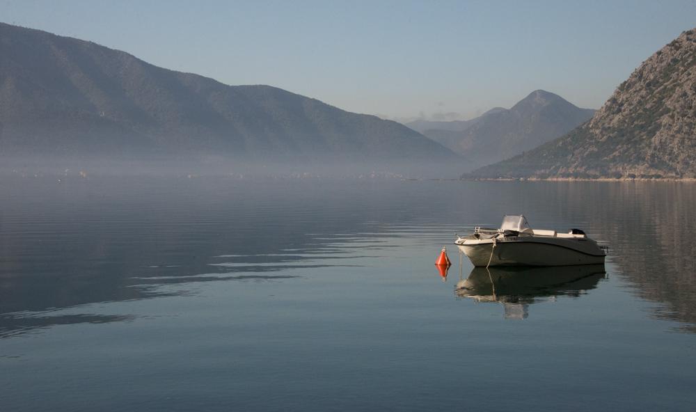 рыбацкий поселок черногория