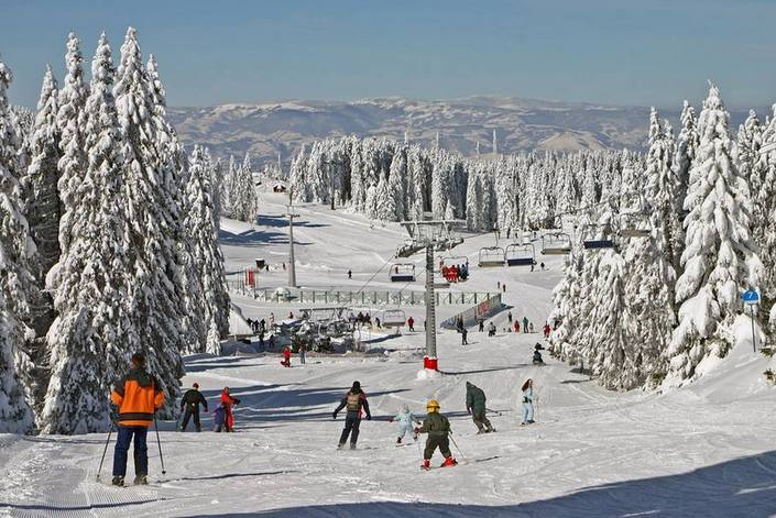 Копаоник. Фото: Facebook, MK Mountain Resort-Kopaonik