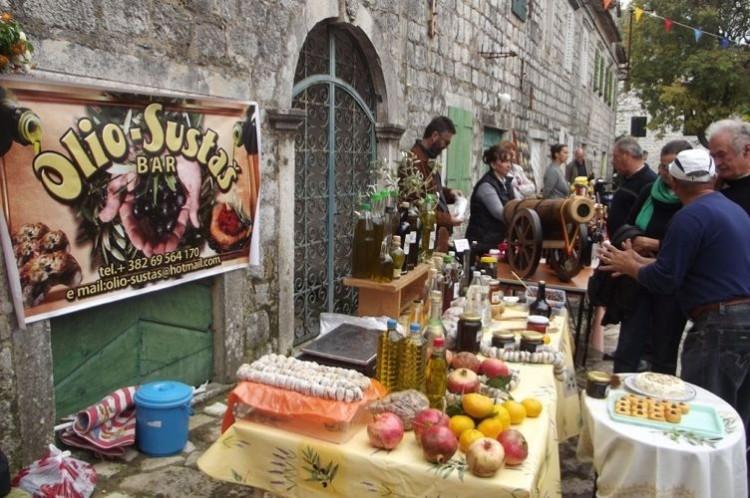 В Черногории 6 ноября состоится праздник каштанов