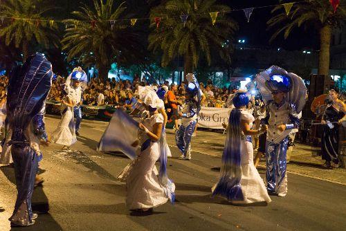 Международный летний карнавал в Которе - 2013. Фото: BalkanPro.ru