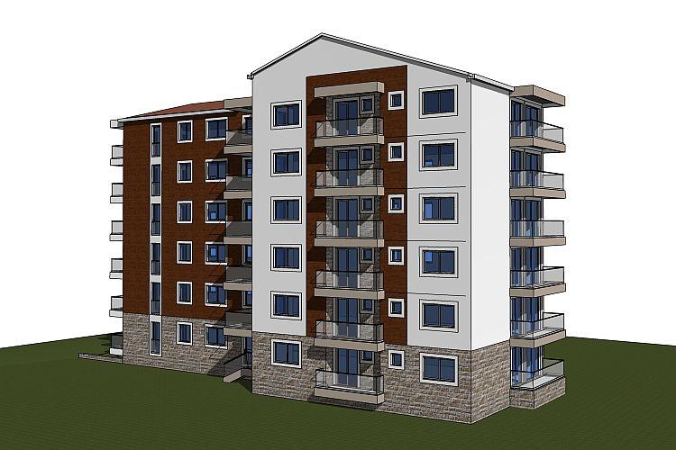 Апартаменты резиденс будва