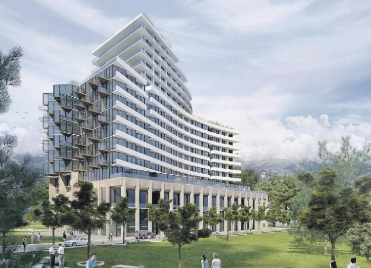 В Будве появится первый 5-звездочный отель