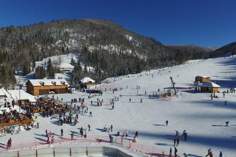 В январе 2017 г. количество туристов в Черногории возросло на 12%