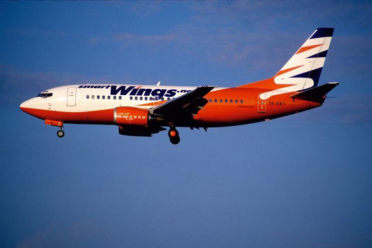 Авиакомпания Smart Wings запустит летом прямой рейс Прага-Подгорица