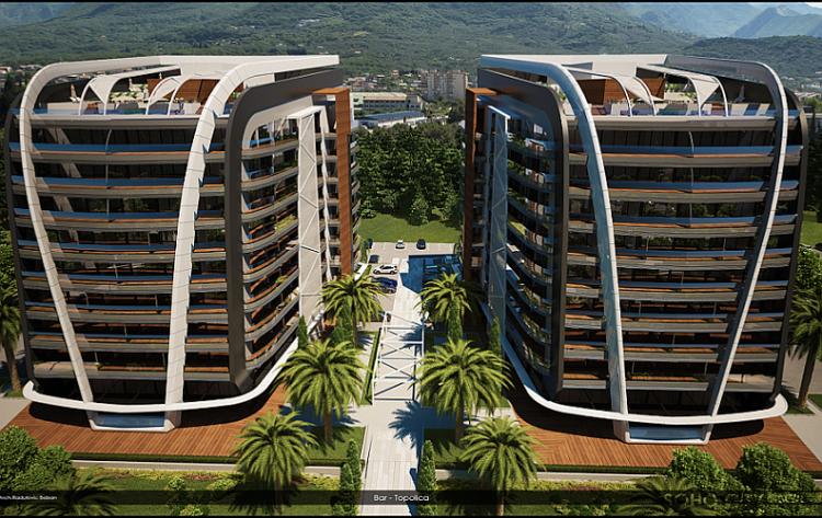 Купить квартиру в черногории в дженовичи