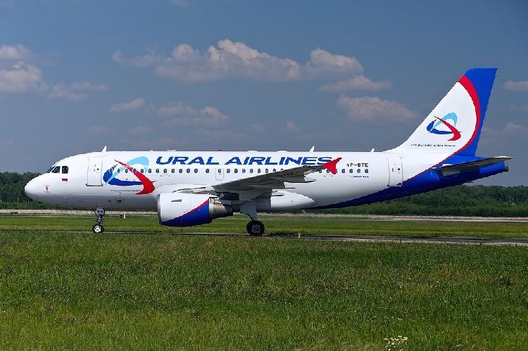 Пассажирооборот «Уральских авиалиний» ссамого начала года вырос на15%