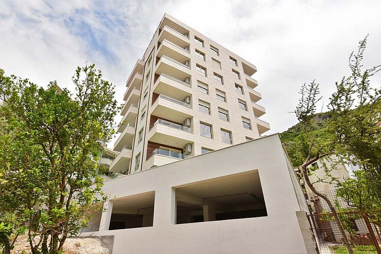 Купить квартиру в ульцине черногория